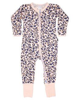 WILD AT HEART KIDS BABY BONDS CLOTHING - BZBVA6GS