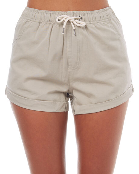 MOSS GREY WOMENS CLOTHING SWELL SHORTS - S8171232MSSGY
