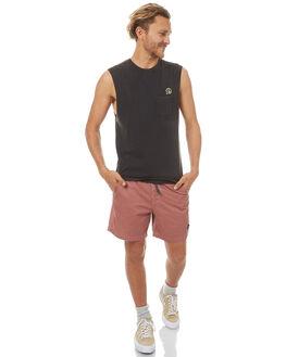 PHANTOM MENS CLOTHING THE CRITICAL SLIDE SOCIETY SINGLETS - SAT1727PHNM