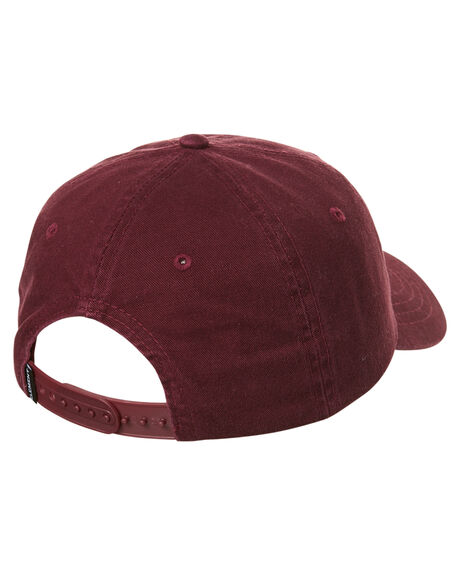 BURGUNDY MENS ACCESSORIES ELEMENT HEADWEAR - 163608FBUR