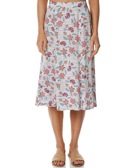 SHELL WOMENS CLOTHING TIGERLILY SKIRTS - T362270SHELL