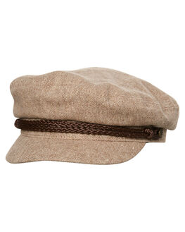 TOFFEE MENS ACCESSORIES BRIXTON HEADWEAR - 00004TOFFE