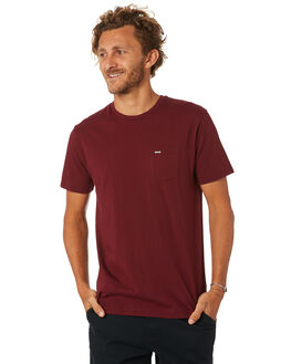 MARRON MENS CLOTHING RIP CURL TEES - CTELL29532