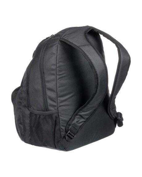ANTHRACITE WOMENS ACCESSORIES ROXY BAGS + BACKPACKS - ERJBP04357-KVJ0