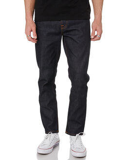 DRY ACE SELVAGE MENS CLOTHING NUDIE JEANS CO JEANS - 113128ACESE