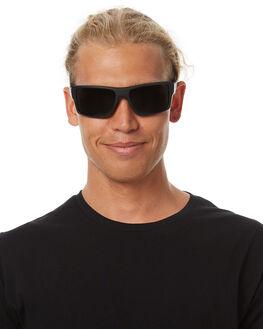 MATTE BLACK GREY MENS ACCESSORIES OAKLEY SUNGLASSES - OO9380-0166MTBLK