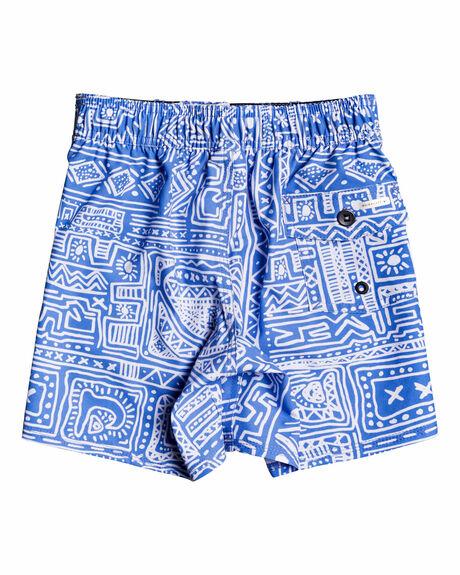 BLUE YONDER KIDS BOYS QUIKSILVER BOARDSHORTS - EQKBS03241-BKZ6