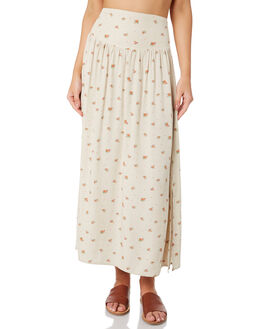 PRARIE FLORAL WOMENS CLOTHING THE HIDDEN WAY SKIRTS - H8202471PRFLR