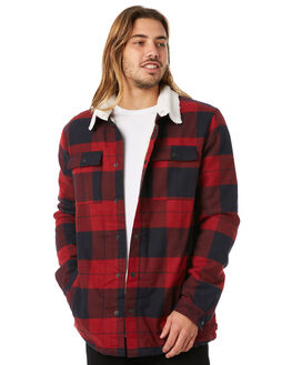 BLOOD MENS CLOTHING SWELL JACKETS - S5173382BLD