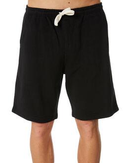 BLACK MENS CLOTHING SWELL SHORTS - S5184456BLACK