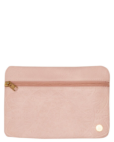 CORAL BLUSH WOMENS ACCESSORIES ROXY PURSES + WALLETS - ERJAA03770MER0