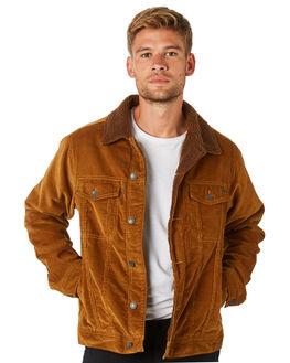 TOBACCO MENS CLOTHING BILLABONG JACKETS - 9595912TOBAC
