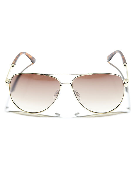 GOLD WOMENS ACCESSORIES SEAFOLLY SUNGLASSES - SEA1612606GOLD