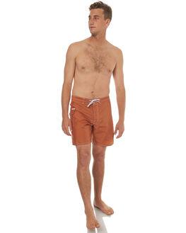 ROASTED ORANGE MENS CLOTHING KATIN BOARDSHORTS - TRWATS17RORG