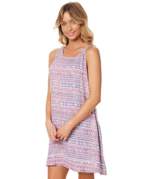 PEACH WOMENS CLOTHING VOLCOM DRESSES - B1331780PCH