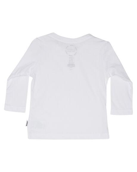 NU WHITE KIDS BABY BONDS CLOTHING - KXHWMYK