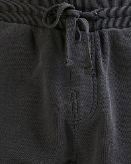WASHED BLACK MENS CLOTHING BILLABONG SHORTS - BB-9517715-WAA