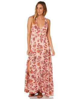 MULTI WOMENS CLOTHING MINKPINK DRESSES - MP1806473MULTI