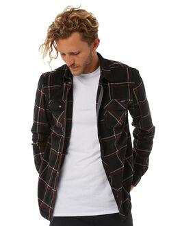 BLACK MENS CLOTHING O'NEILL SHIRTS - HO7104200BLK