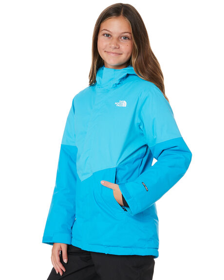 TURQUOISE BOARDSPORTS SNOW THE NORTH FACE KIDS - NF0A3CV31F7