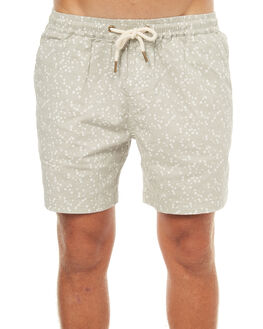 CEMENT MENS CLOTHING ACADEMY BRAND SHORTS - 18S697CEM