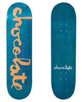 FERNANDEZ SKATE DECKS CHOCOLATE  - 10055828FERN