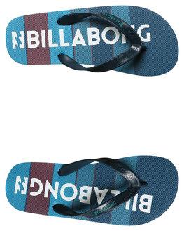 NAVY KIDS BOYS BILLABONG THONGS - 8672934NVY