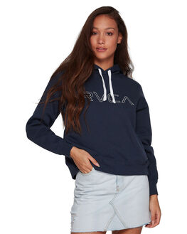 NAVY WOMENS CLOTHING RVCA JUMPERS - RV-R293162-N10