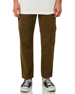 DARK OLIVE MENS CLOTHING AFENDS PANTS - M191401DOLI