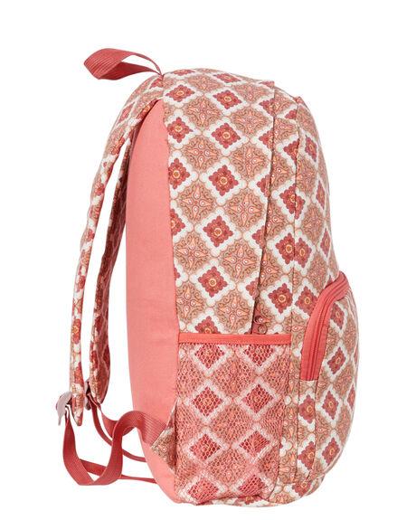 SUNSET PEACH WOMENS ACCESSORIES RUSTY BAGS + BACKPACKS - BPL0442STP