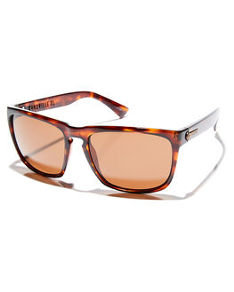 TORTOISE SHELL BRONZE MENS ACCESSORIES ELECTRIC SUNGLASSES - EE11210639TORTB