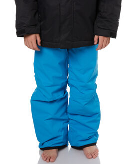 AQUA BLUE SNOW OUTERWEAR BILLABONG PANTS - F6PB01AQUA