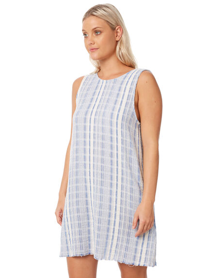 BLUE DAWN WOMENS CLOTHING RUSTY DRESSES - SCL0283BDW