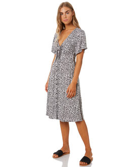 RITUAL FLORAL WOMENS CLOTHING THE HIDDEN WAY DRESSES - H8184444RTFRL
