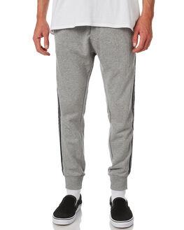 GREY MELANGE MENS CLOTHING BARNEY COOLS PANTS - 736-CR2GRYM
