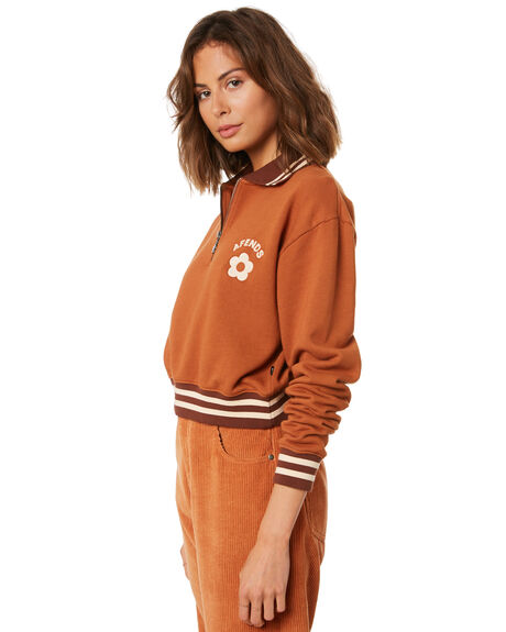SPICE WOMENS CLOTHING AFENDS JUMPERS - W191503SPI