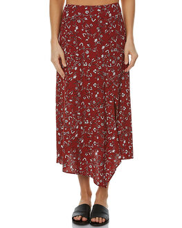 DARK JASMINE WOMENS CLOTHING THE FIFTH LABEL SKIRTS - TX170538SK-PRT1PRNT
