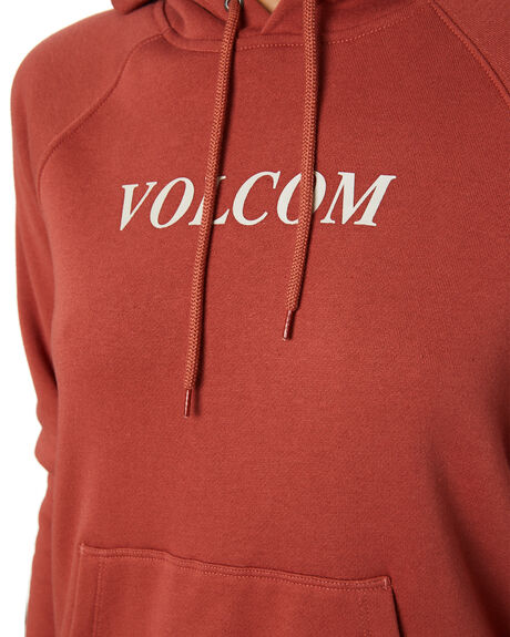 TERRACOTTA WOMENS CLOTHING VOLCOM JUMPERS - B3111886-TERRA