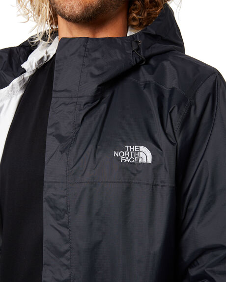 TNF BLACK MID GREY MENS CLOTHING THE NORTH FACE JACKETS - NF0A2VD3CX6