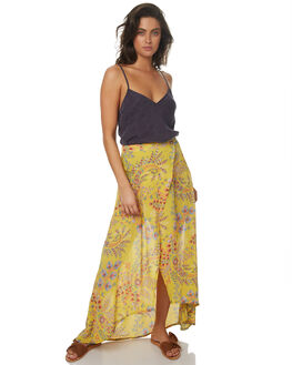 SUNFLOWER WOMENS CLOTHING TIGERLILY SKIRTS - T372274SUNF