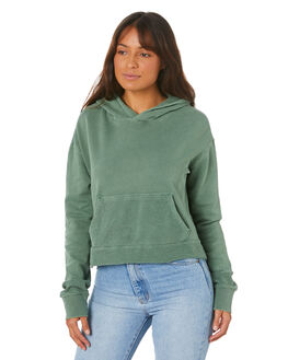 WILLOW GREEN WOMENS CLOTHING ALL ABOUT EVE JUMPERS - 6453010WGRN