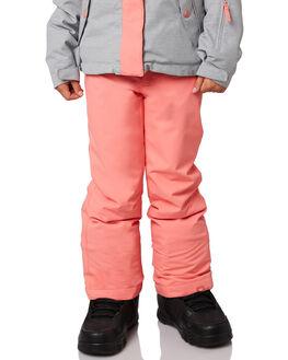SHELL PINK BOARDSPORTS SNOW ROXY KIDS - ERGTP03015MHG0