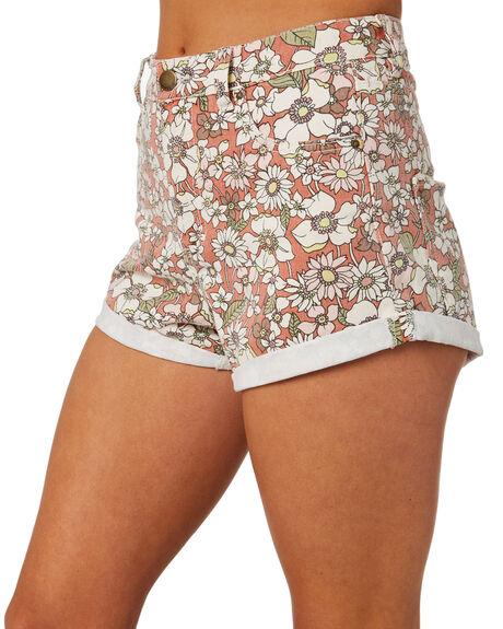 CAYENNE WOMENS CLOTHING BILLABONG SHORTS - 6582273CEN