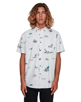 OFF WHITE MENS CLOTHING BILLABONG SHIRTS - BB-9591210-O05