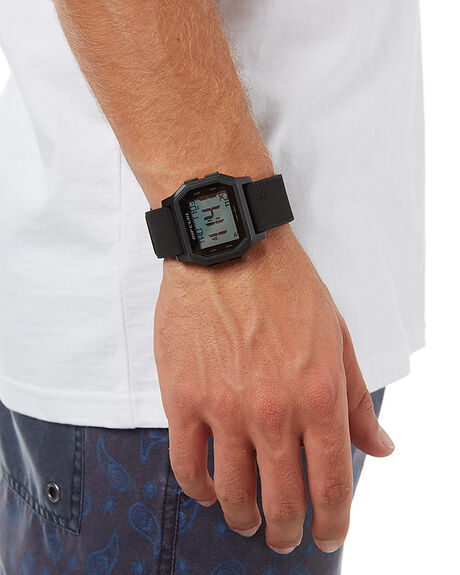 rip curl atom digital watch how to change time