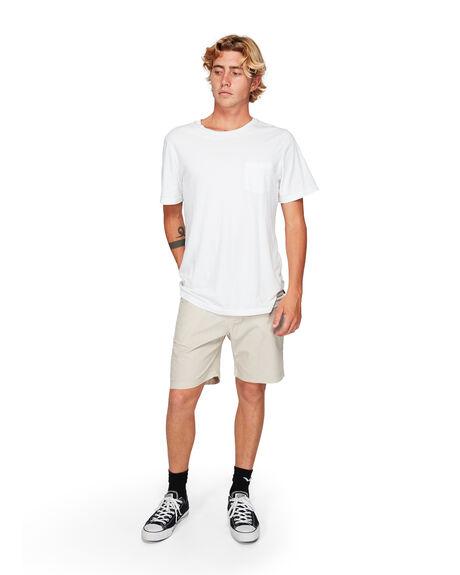 NATURAL MENS CLOTHING RVCA SHORTS - RV-R192312-N01
