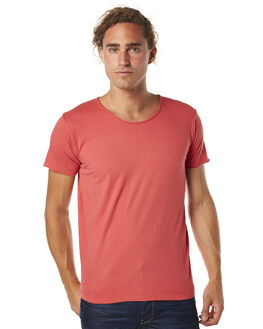 JELLY RED MENS CLOTHING SILENT THEORY TEES - 4083024JLYRD