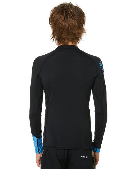 BLACK BLUE BOARDSPORTS SURF FAR KING BOYS - 2063BKBLU
