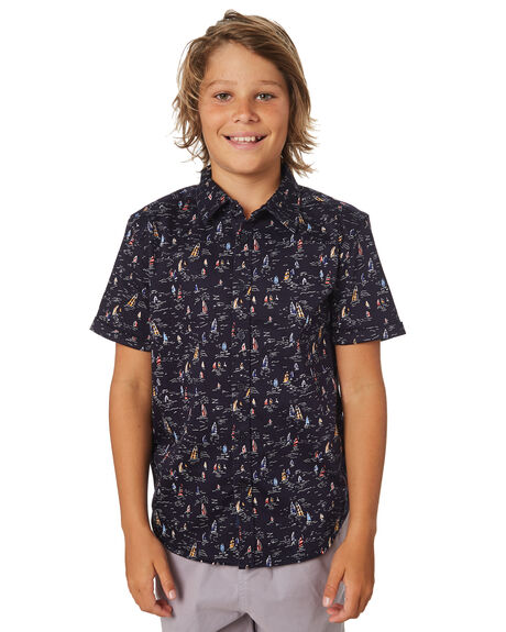 NAVY OUTLET KIDS ACADEMY BRAND CLOTHING - DJB19S84NVY