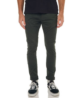 RIOT GREEN MENS CLOTHING DR DENIM PANTS - 1310101-J48